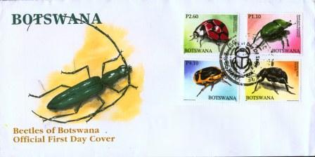 Botswana-FDC